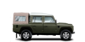 Land Rover Defender Пикап Двойная кабина - лого