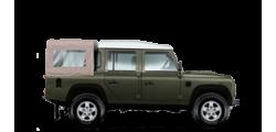 Land Rover Defender Пикап Двойная кабина 2007-2016