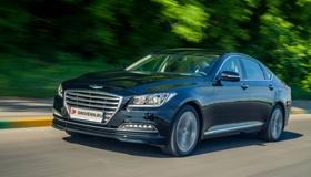 Hyundai Genesis: Жизнь в стиле премиум