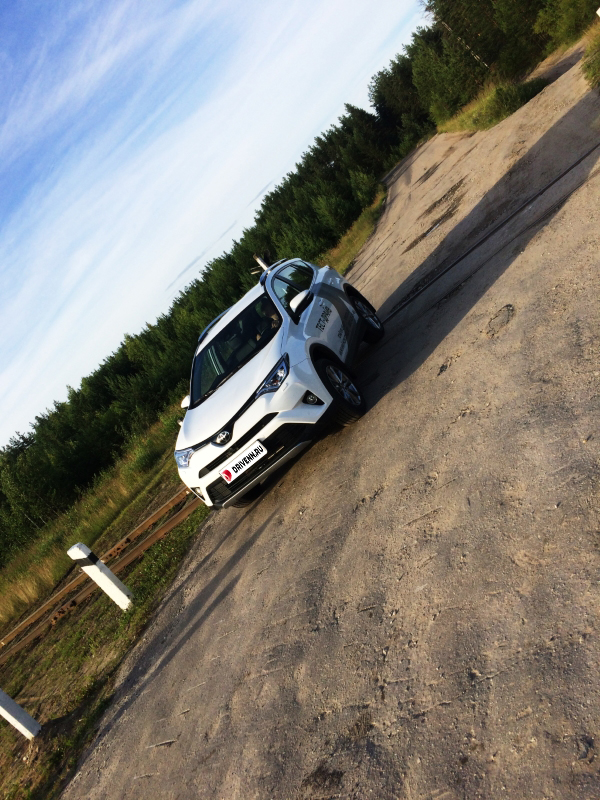 Тойота РАВ 4 в Нижегородской области