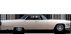 Cadillac DeVille седан 1965-1970