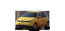 SEAT Arosa 2000-2004