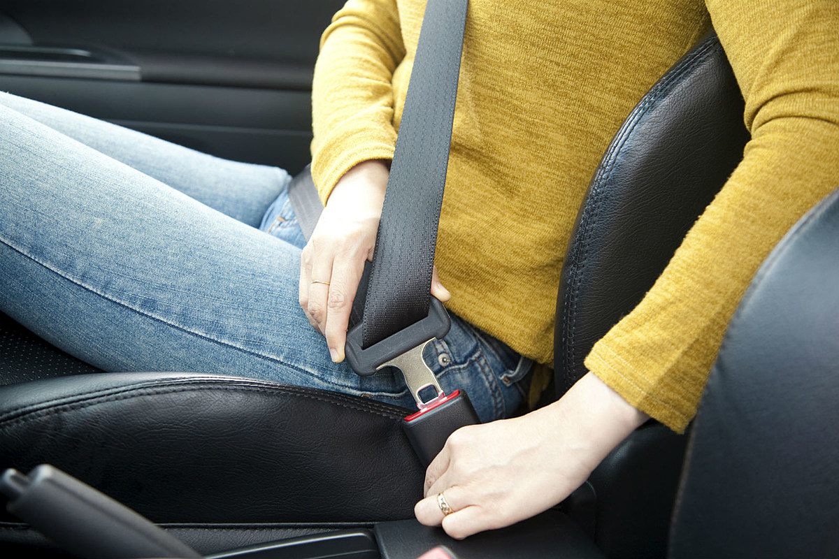 Миф о безопасности авто