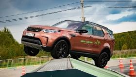 Jaguar Land Rover Tour 2019 в Нижнем - Праздник с Британским колоритом