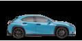 Lexus UX  - лого