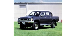 Toyota Hilux Double Cab 1988-1997