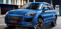 «Китайский» Porsche Macan едет в Россию