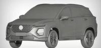 Протопит Hyundai Santa Fe модель 8S от Haima получил российский патент