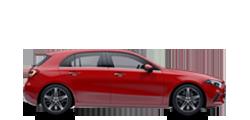 Mercedes-Benz A-класс хэтчбек 2018-2021 новый кузов комплектации и цены