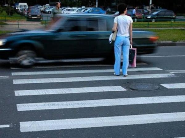 Пешеход фото