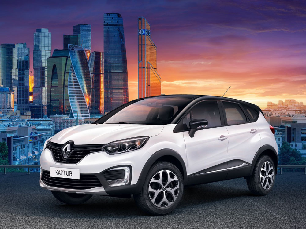 Renault фото