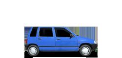 Daewoo Tico 1991-2001