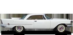 Chrysler 300 Letter Series купе 1957