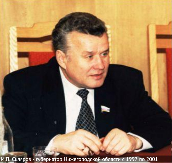 И.П. Скляров фото