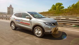 Nissan Qashqai: Эволюция бестселлера