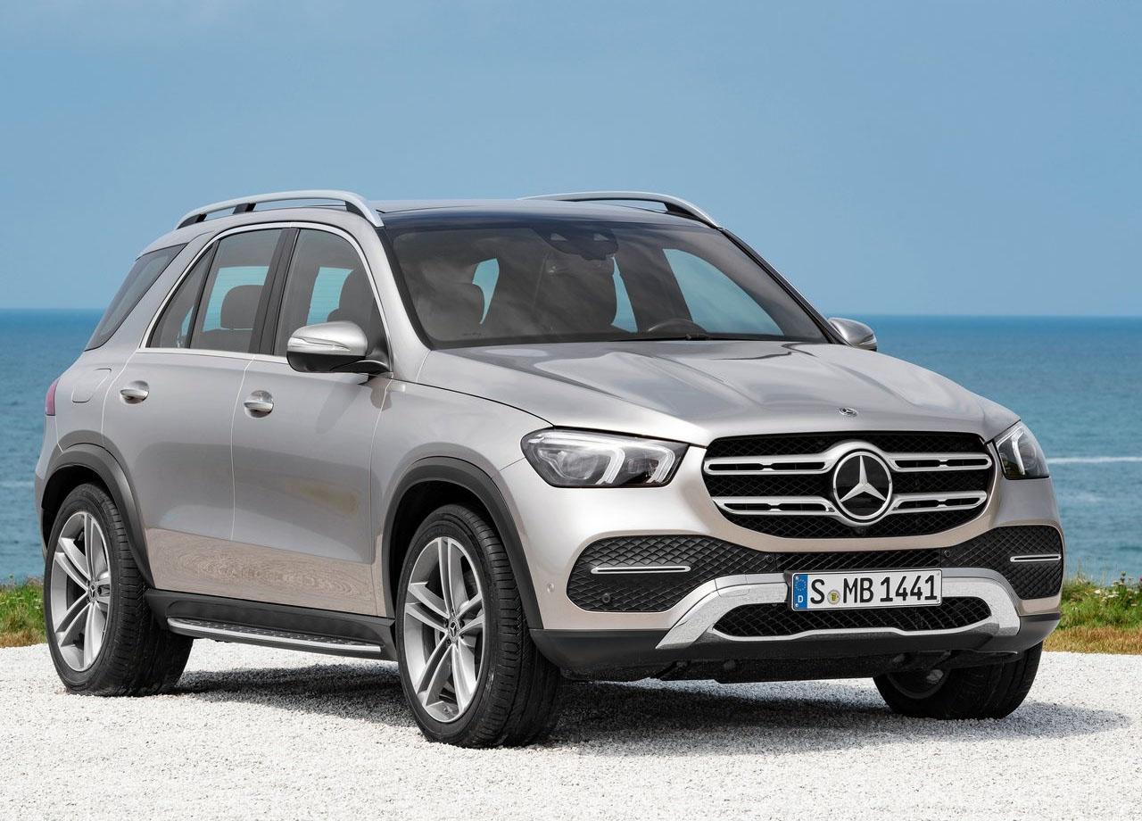Mercedes-Benz GLE фото