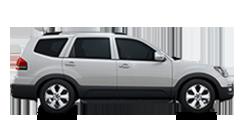 KIA Mohave 2016-2021 новый кузов комплектации и цены