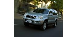 Toyota Land Cruiser Prado среднеразмерный внедорожник 2002-2009
