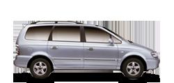 Hyundai Trajet (FO) 1999-2004