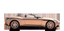 Aston Martin DB11 родстер 2016-2020 новый кузов комплектации и цены