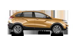 LADA (ВАЗ) XRAY Cross хэтчбек 2015-2021 новый кузов комплектации и цены